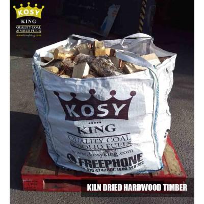 Kiln Dried Hardwood Timber Bulk Bag