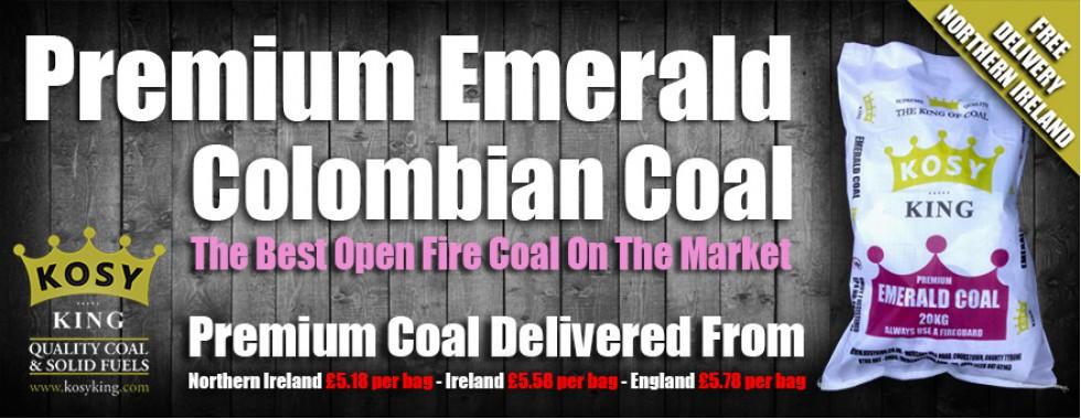 PREMIUM EMERALD COAL