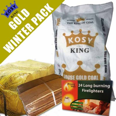 Polish Gold Winter Fire Pack