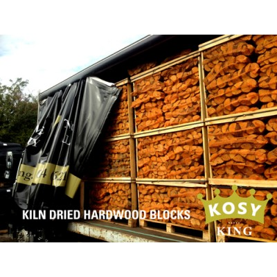 Kiln Dried Hardwood Timber (112 x 21L Bags)