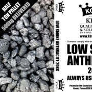 Low Smoke Anthracite (Half Ton)