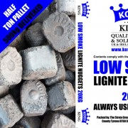 Low Smoke Lignite (Half Ton)