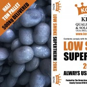 Low Smoke Supertherm Ovoid (Half Ton)