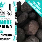 Low Smoke Country Blend (Full Ton)