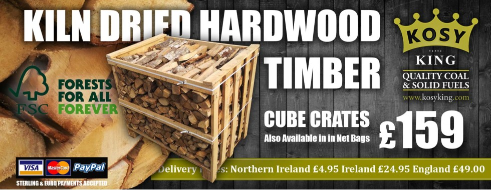 Kiln Dried Hardwood Timber