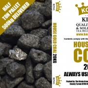 Polish Gold Coal (Half Ton)