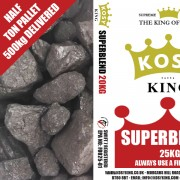 Superblend Coal (Half Ton)