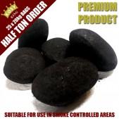 Premium Kosy Glo Ovoids (Half Ton)