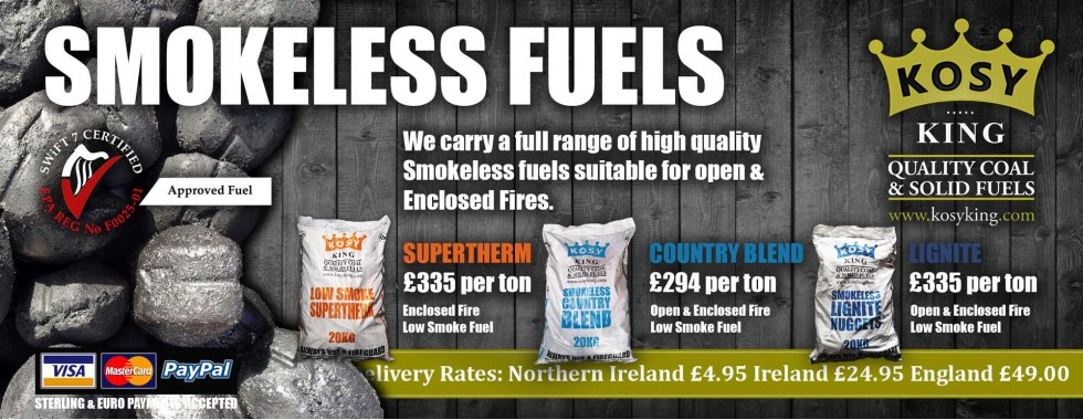 Smokeless Fuels