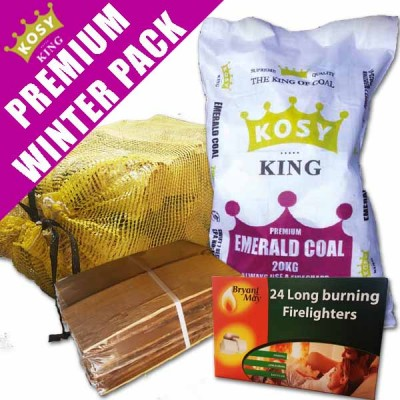 Premium Colombian Winter Fire Pack