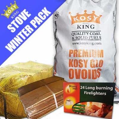 Premium Winter Stove Pack