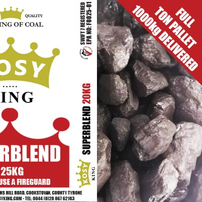 Superblend Coal (Full Ton)