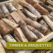 Timber & Briquettes